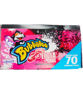 Bubbaloo Fruta Fruit